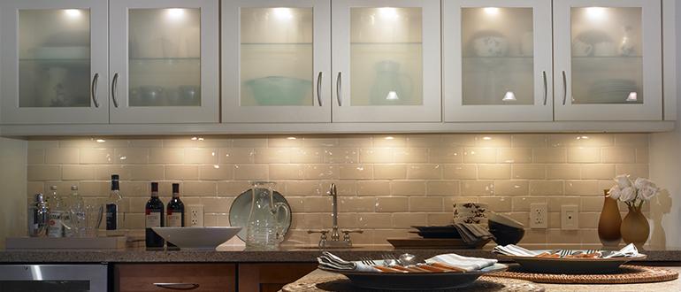 Светодиодные светильники для кухни – современно, стильно, надежно
